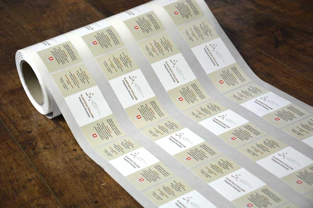 Etichette adesive cosmetici Lecco