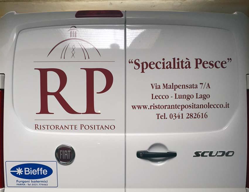 Personalizzazione furgoni Como