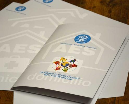 Stampa Cartelline Aziendali Personalizzate Como