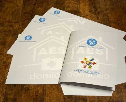 Stampa Cartelline Aziendali Personalizzate Lecco