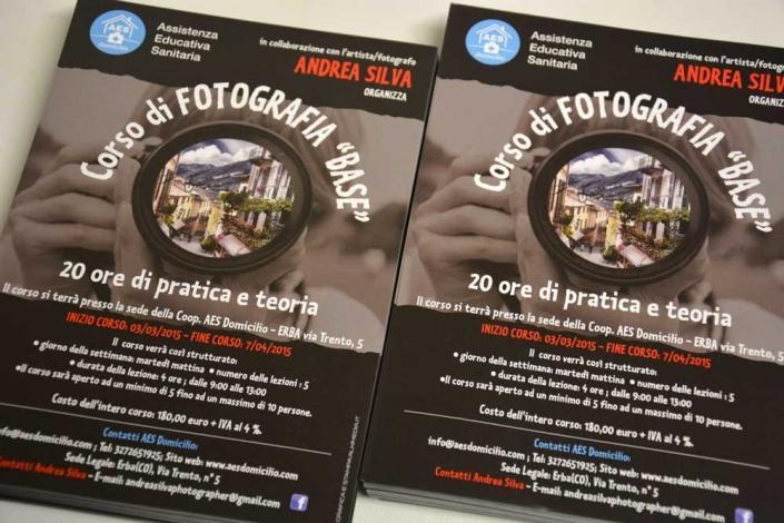 Stampa Volantini e Brochure