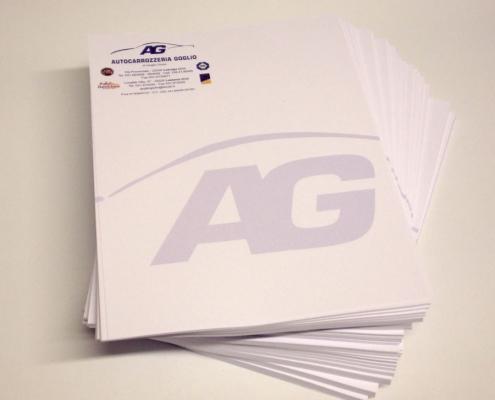 stampa carta lettera lecco