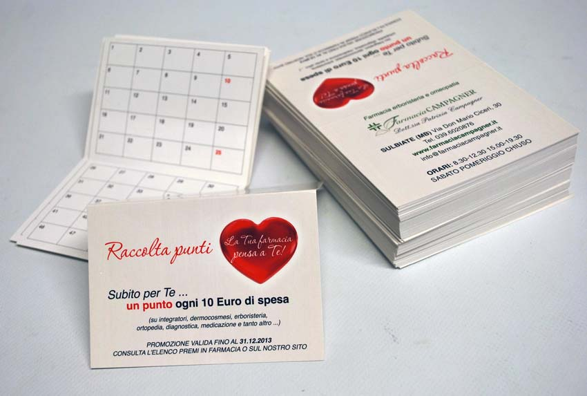 stampa card monza