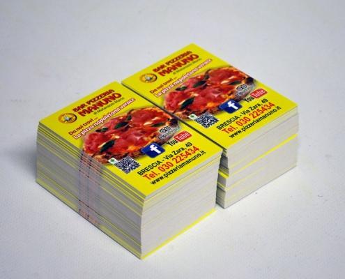 biglietti visita mezzago vimercate busnago