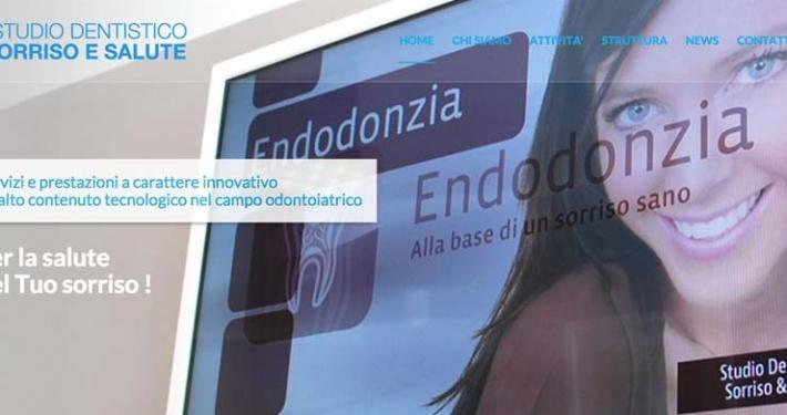 sito web dentista monza brianza