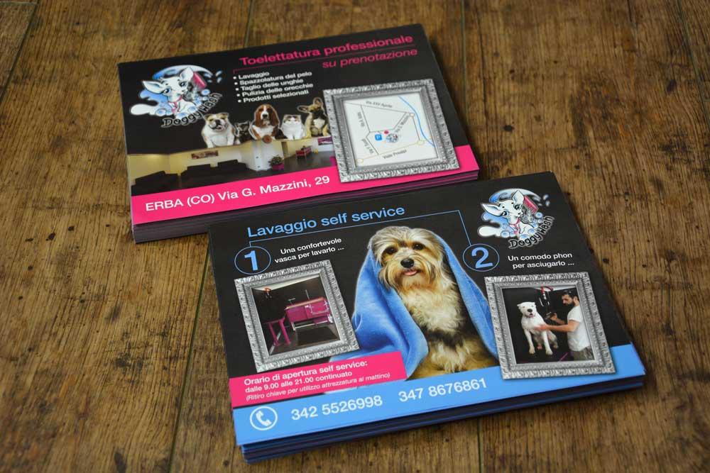 Stampa Brochure Promozionali