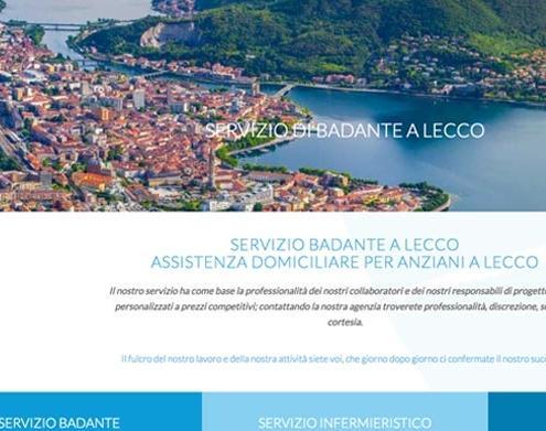 realizzazione sito web lecco