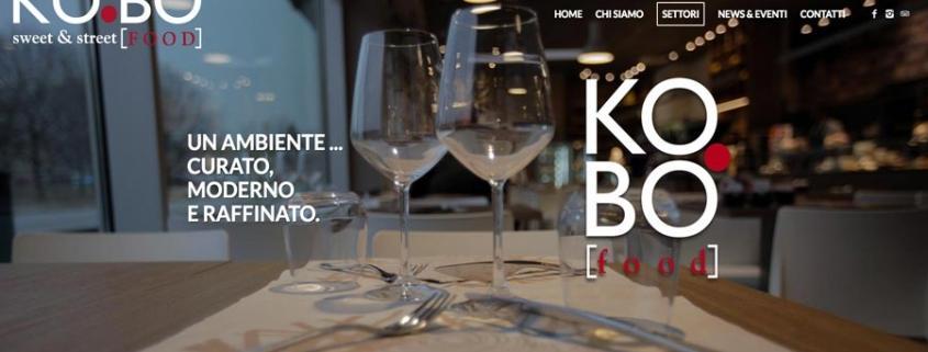 kobo food sito web seregno