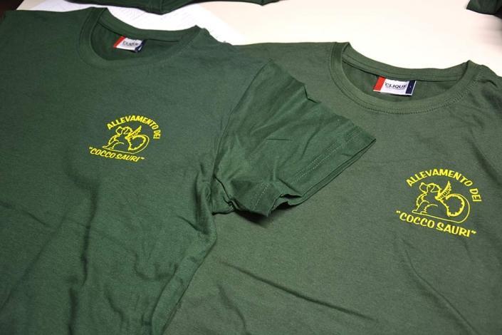 Peronalizzazione magliete per associazioni a Como