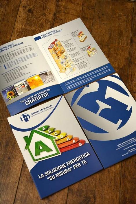Stampa brochure aziendali Monza
