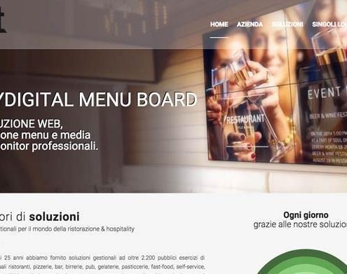 restyling sito web mytec desio monza brianza