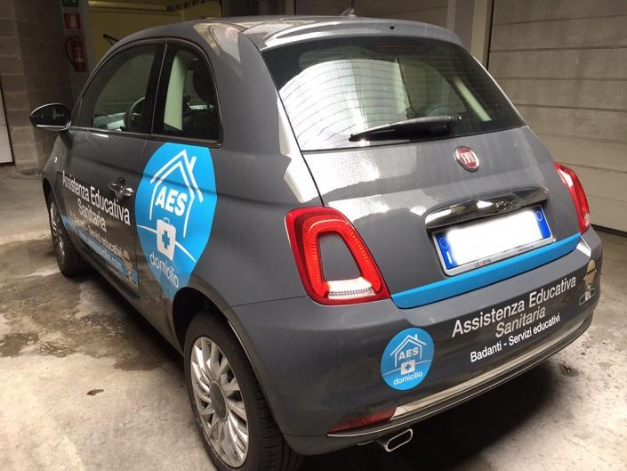 Personalizzazione auto aziendali Lecco