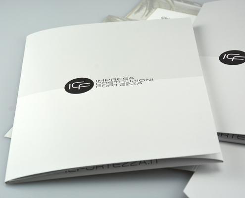 Cartelline presentazione aziendale Lecco
