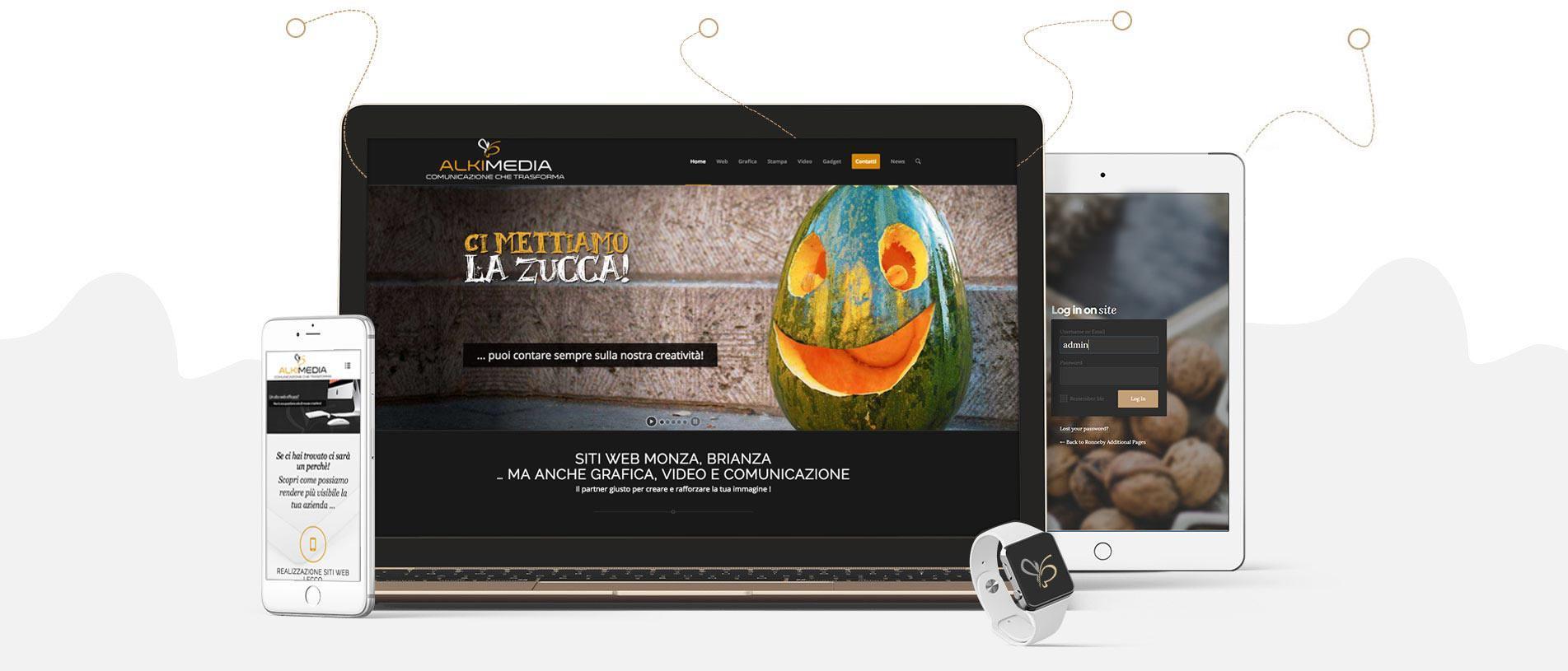 Siti web Monza, Web Agency