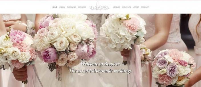 Realizzazione sito internet Bespoke