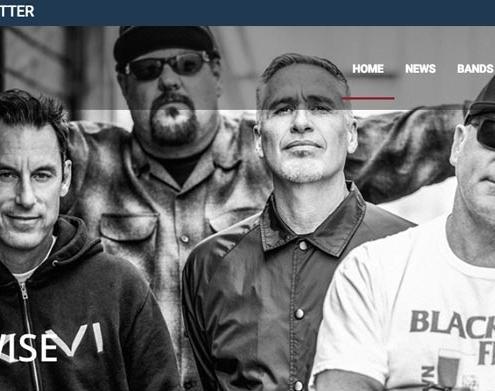 Realizzazione sito web Milano Hub music Factory