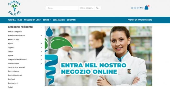 Restyling sito web Monza