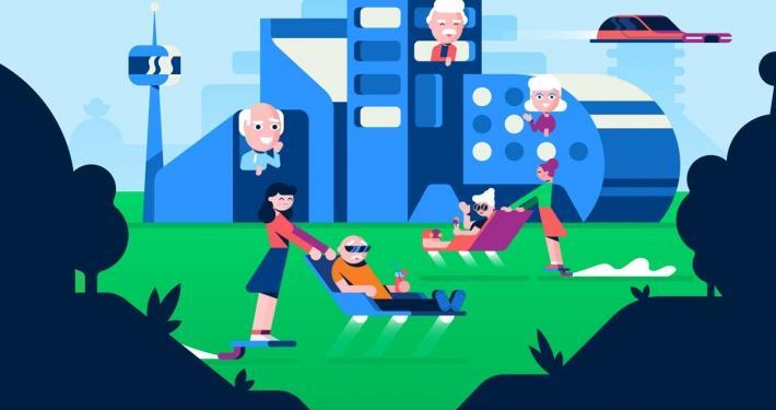 Video promozionale animato