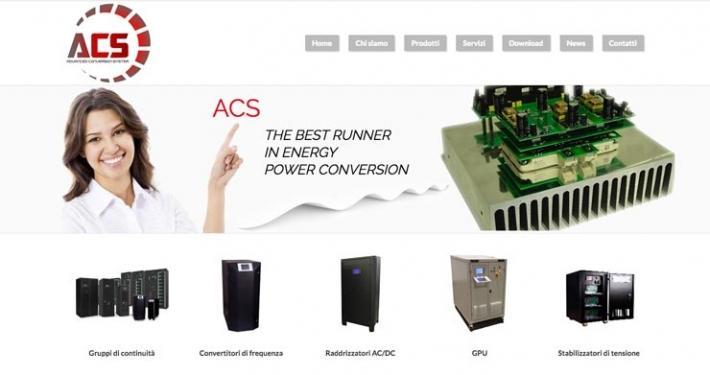 Realizzazione sito web Arese