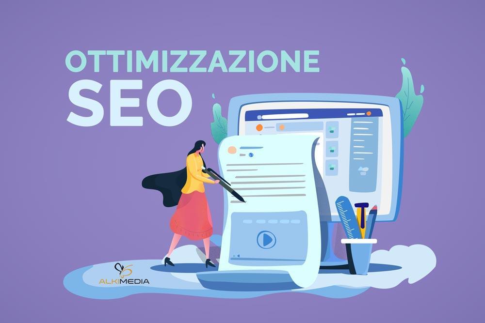 Consulente SEO Ottimizzazione sito web